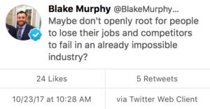 Blake Murphy Twitter