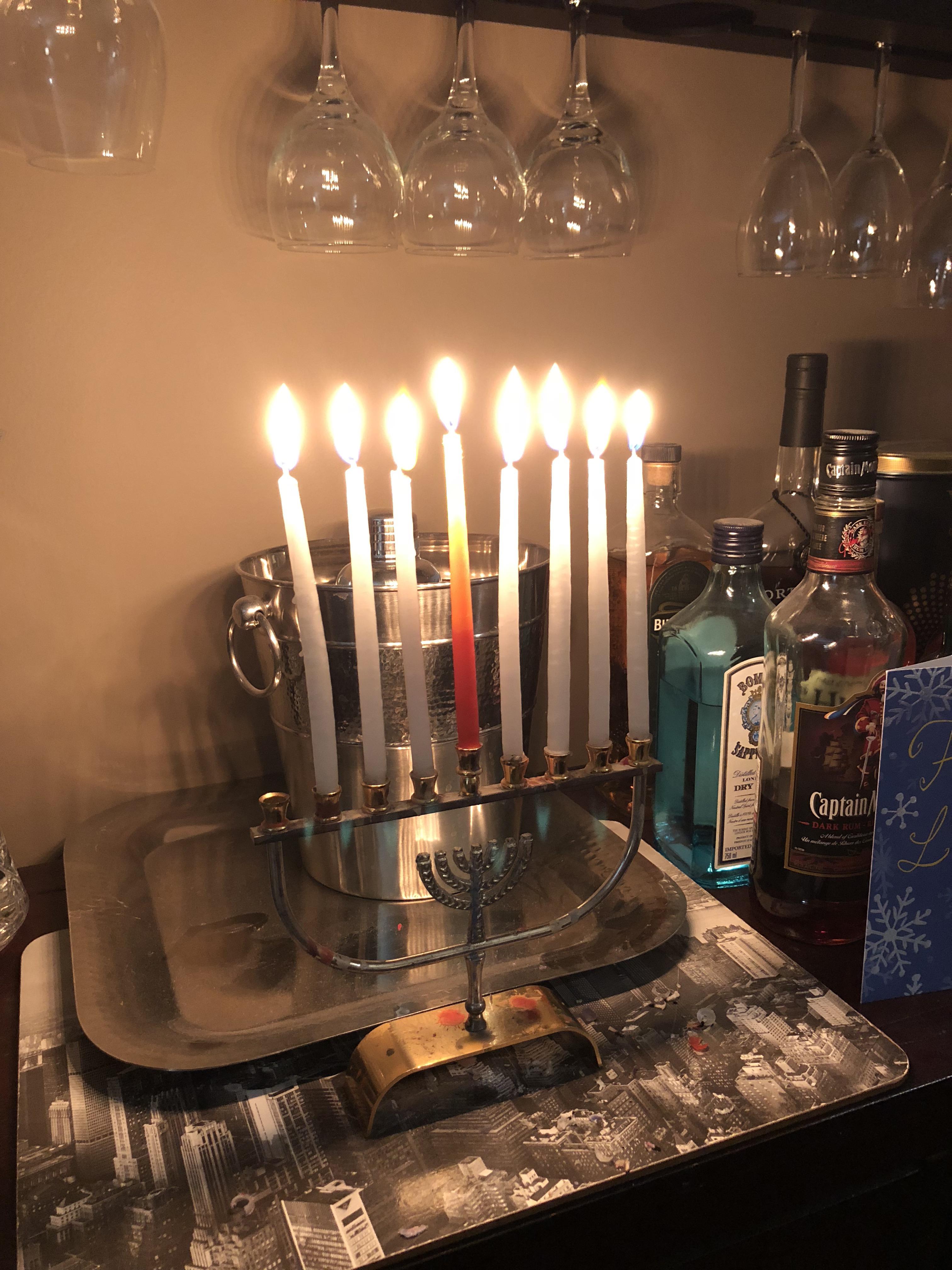 Happy Hanukkah! - Josh Kern photography