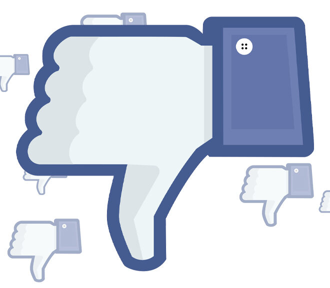Down with Facebook