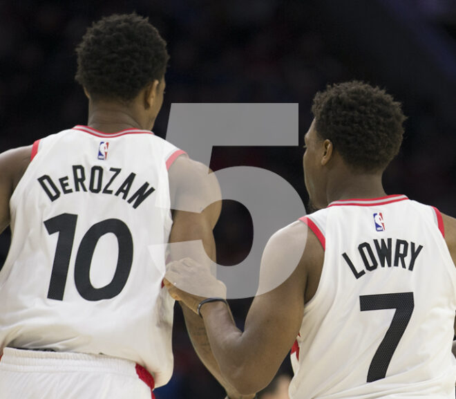 Five thoughts recap: Toronto Raptors