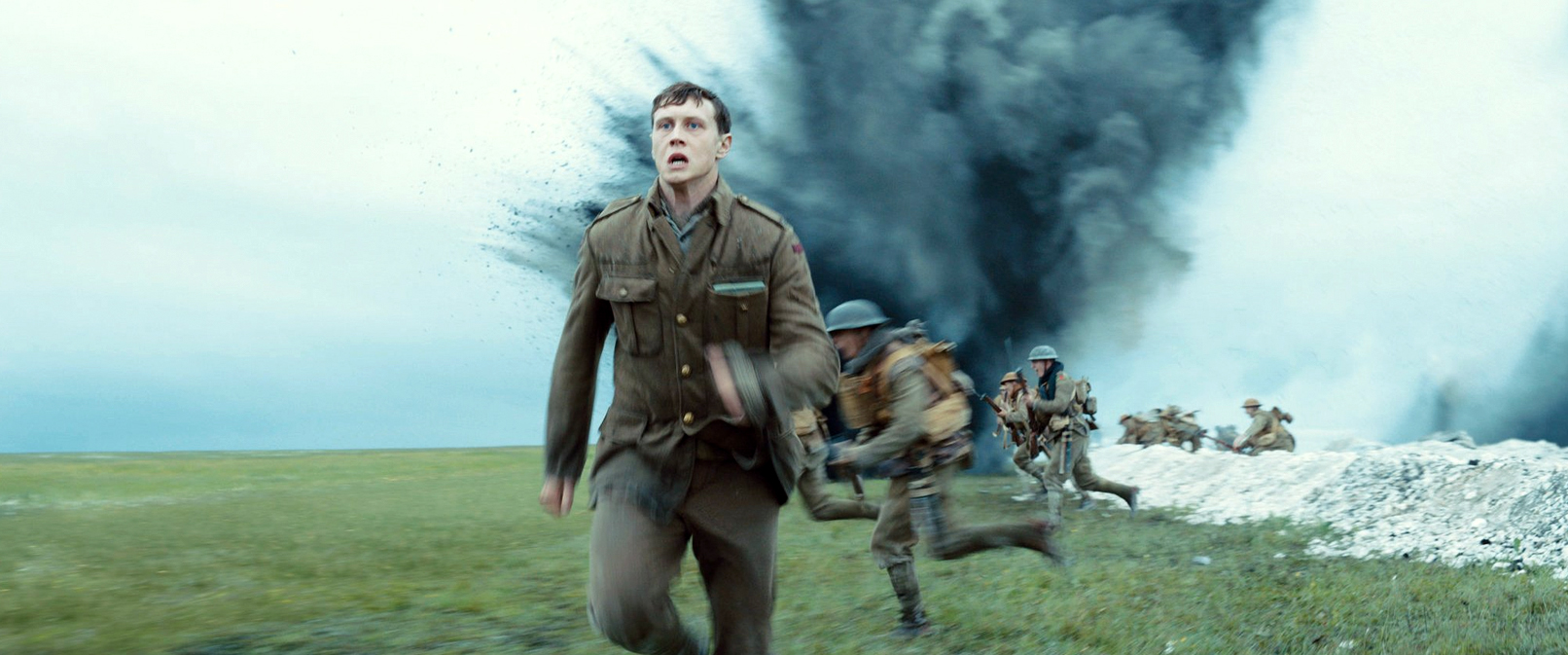 Movie Review: 1917, Sam Mendes, George MacKay