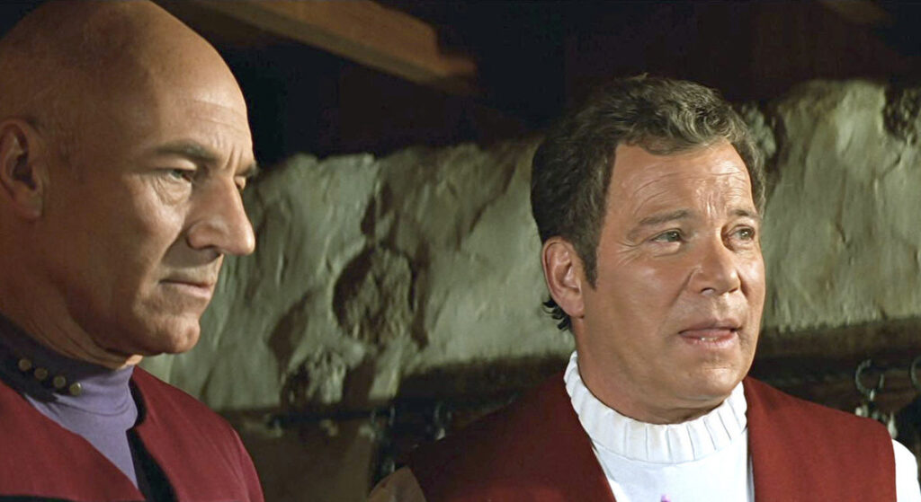 Star Trek Movie Rankings, Part 1: Star Trek: Generations